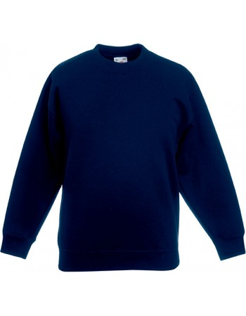 FOL SC62041 - SWEAT-SHIRT ENFANT COL ROND CLASSIC (62-041-0)