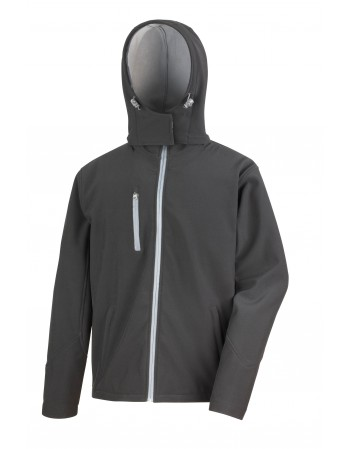 RESULT R230M - MEN'S PERFORMANCE HOODED SOFTSHELL