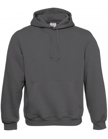 B&C CGWU620 - SWEAT-SHIRT CAPUCHE