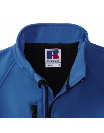 RUSSELL SOFTSHELL JACKET R-140M-0