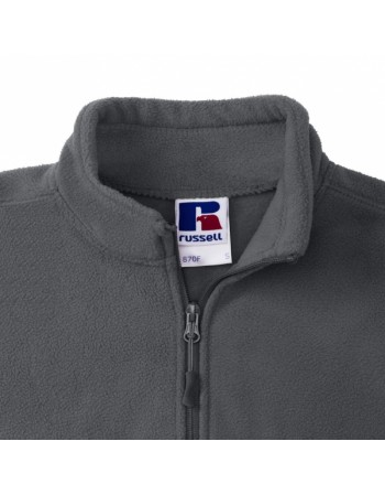 RUSSELL FULL ZIP WOMEN OUTDOOR FLEECE R-870F-0