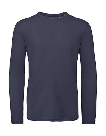 B&C CGTM070 - T-SHIRT BIO INSPIRE HOMME MANCHES LONGUES
