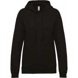 KARIBAN K473 - Sweat-shirt capuche femme
