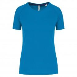 PROACT PA4013 - T-shirt de sport à col rond recyclé femme