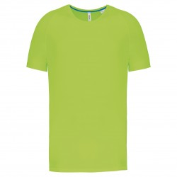 PROACT PA4012 - T-shirt de sport à col rond recyclé homme