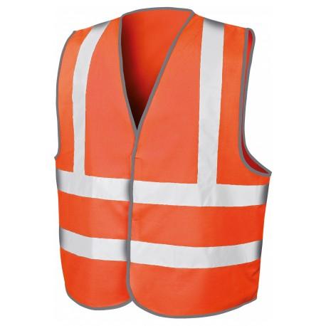Gillet de Sécurité R201X - Gilet de sécurité High Viz Motorway