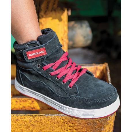 Workguard Result R342F Chaussures de sécurité Reflect pour femme