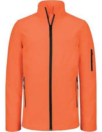 KARIBAN K401 MENS SOFTSHELL JACKET