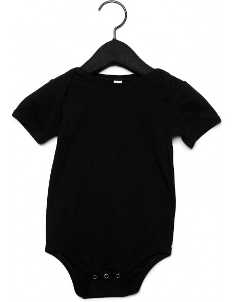 BELLA & CANVAS BE100B - BODY MANCHES COURTES BEBE